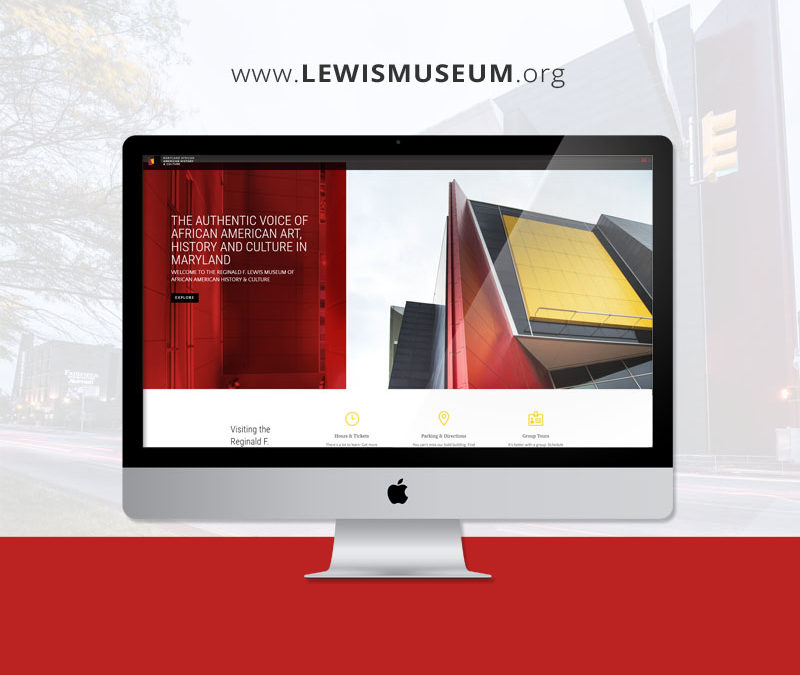 Welcome to the Lewis Museum's New Website