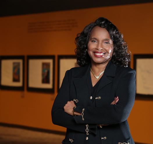 Wanda Draper Ends Her Successful Run As Executive Directorof the Lewis Museum