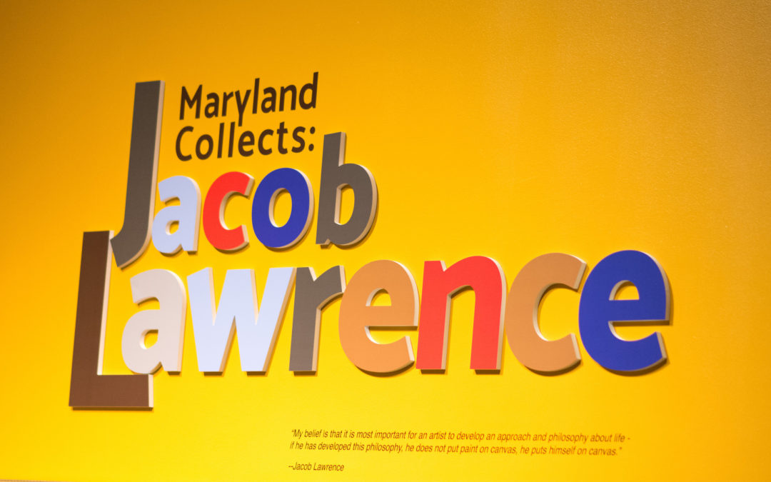 The Lewis is Bringing Jacob Lawrence to Baltimore
