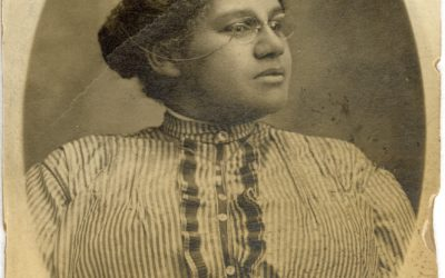 A Closer Look at the Lewis Collection: Educator & Clubwoman, Ida R. Cummings