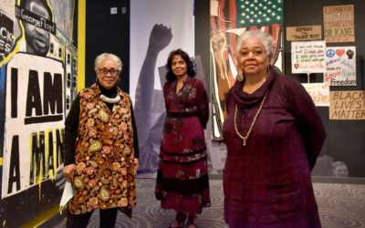 New Reginald F. Lewis Museum exhibit highlights 'Good Trouble' of recent racial justice protests in Maryland